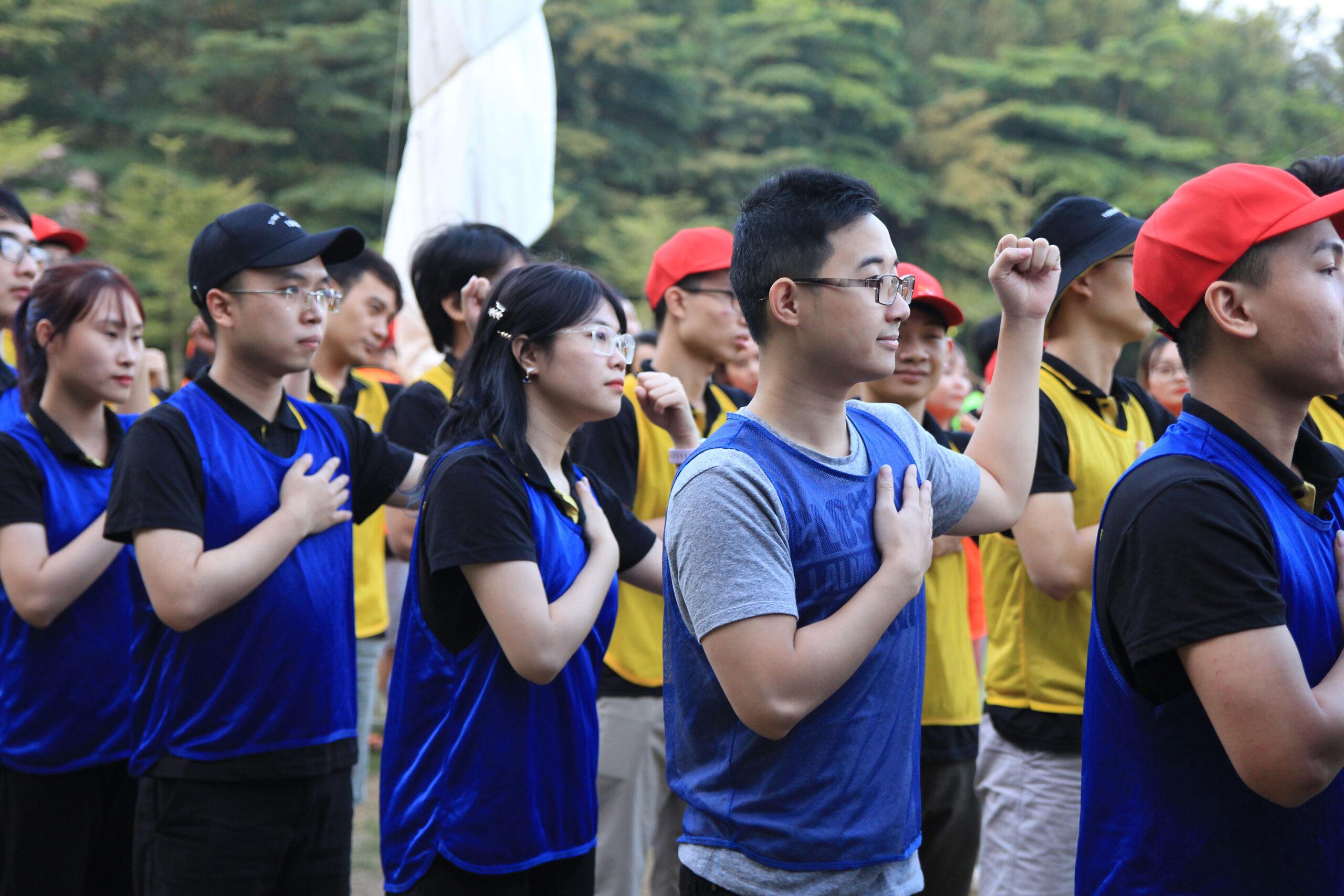 Tinh thần quyết tâm chiến thắng của các team